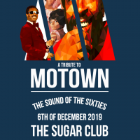Sound of the Sixties – A Tribute to Motown
