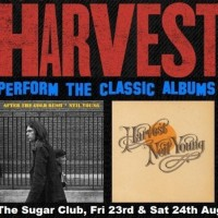 Harvest: A Tribute to Neil Young - Sat 24 August
