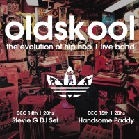 Oldskool - Club Night - DJ Stevie G