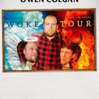 Owen Colgan - Woke Tour 3rd May